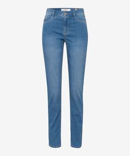 Dames Jeans Style Mary, used light blue,