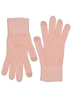 Dameshandschoenen Touchscreen Roze (roze)