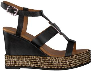 Zwarte Sandalen 438015