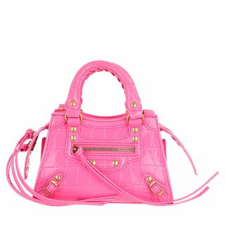 Totes - Neo Classic City Nano Bag in roze voor dames