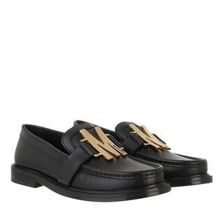 Loafers & ballerina schoenen - Scarpad.College25 Vitello W.Shoe in zwart voor dames