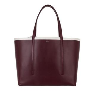 Shoppers - Taylor Shopper in dark red voor dames