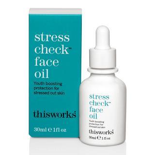 Stress Check Face Oil