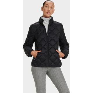 Selda Packable Quilted Jas voor Dames in Black