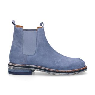 Chelsea boot suède denim
