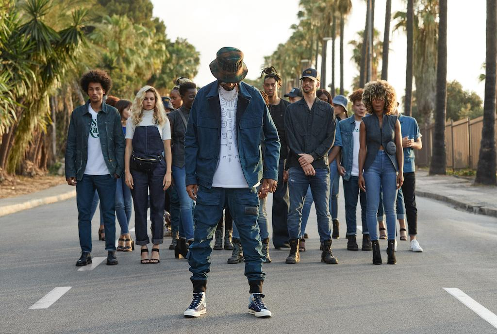 G-Star RAW x Snoop Dogg Say It Witcha Booty