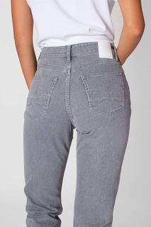 Nora Loose Tapered Grey (Clay Coated) | Light Grey