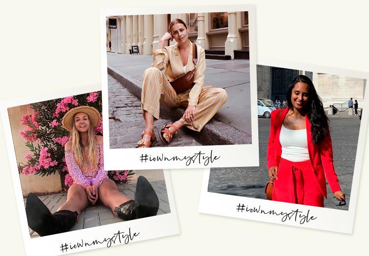 5x de favoriete #iownmystyle looks van augustus