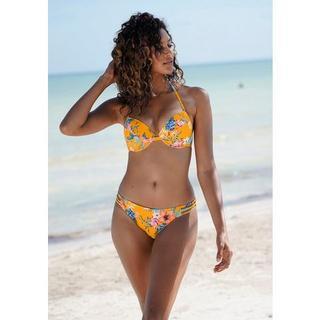 Bikinibroekje Maui met sierbandjes opzij