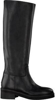 Zwarte Hoge Laarzen 191020047