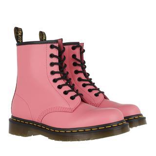Laarzen - 1460 Smooth Boot Leather Acid Pink in roze voor dames