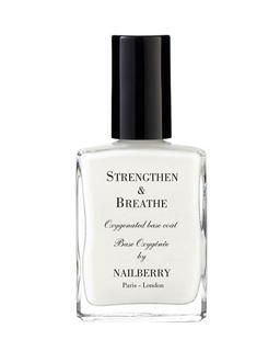 Strengthen & Breathe Base Coat - 15 ml