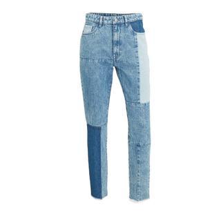 edc Women mom jeans light denim