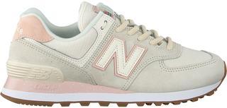 Witte Lage Sneakers Wl574