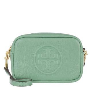 Crossbody bags - Perry Bombe Mini Bag in dark green voor dames