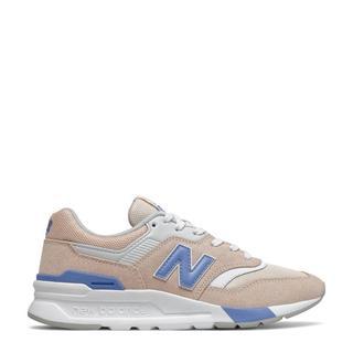 997 sneakers rosé/blauw/wit