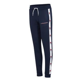 Tommy Sport S10S100230 Flag Jogger Pants Longwear Women blue