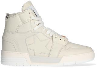 Witte Lemaré Hoge Sneaker 2300s