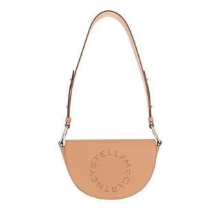 Satchels - Flap Shoulder Bag Eco Soft in bruin voor dames