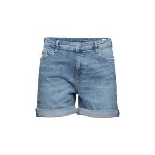 edc Women jeans short light denim