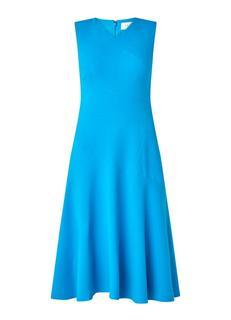 Latasha Midi Dress Turquoise 0