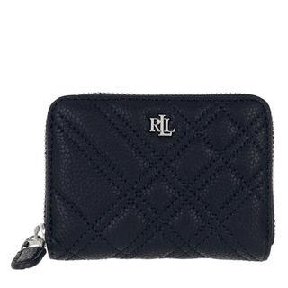Portemonnees - Sm Zip Wllet Wallet Small in blauw voor dames