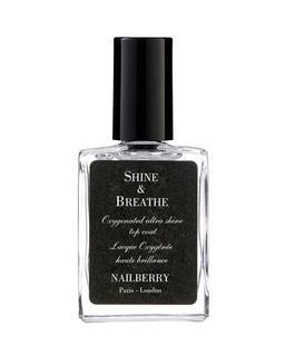 Shine & Breathe Top Coat - 15 ml