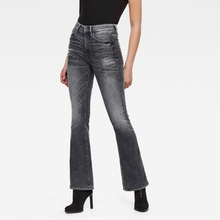 3301 High Flare Jeans - Skinny Fit - Taillehoogte Hoog
