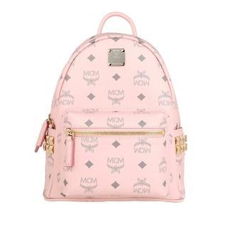 Rugzakken - Stark Visetos Monogram Backpack in roze voor dames