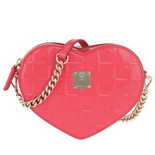 Crossbody bags - Patricia Diamond Patent Crossbody Bag in rood voor dames