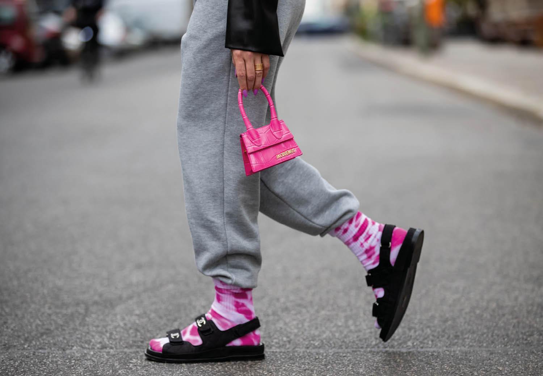 Je sokken mogen gezien worden deze zomer