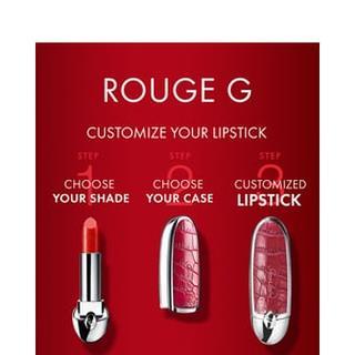 Rouge G De The Lipstick Shade - Satin