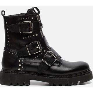 Biker boots zwart