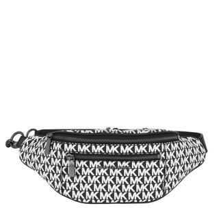 Belt Bags - Mott Medium Waistpack Black/White in zwart voor dames - Gr. Medium