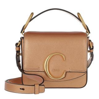 Cross Body Bags - C Mini Shoulder Bag Rose Gold in oranje voor dames - Gr. Mini