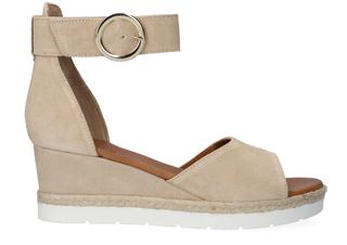 Beige Omoda Sandalen As3272