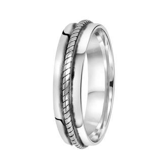 Zilveren ring Bali