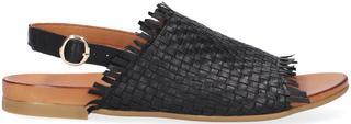 Zwarte Sandalen Mila