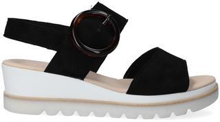 Zwarte Sandalen 645.1