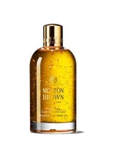 Mesmerising Oudh Accord & Gold Precious Bathing Oil - badolie
