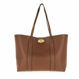 Shoppers - Baywater Tote Small Leather in bruin voor dames