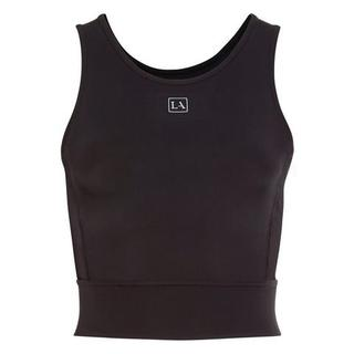 LASCANA ACTIVE crop-top Digital Mauve