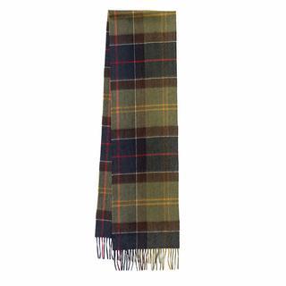 Sjaals & halsdoeken - Tartan Cashmere Scarf in Meerkleurig voor dames