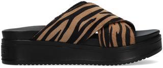 Zwarte Slippers 170020181