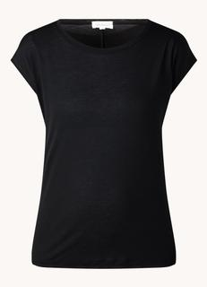 Jilaa T-shirt van lyocell