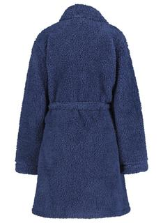 Dames Badjas Donkerblauw