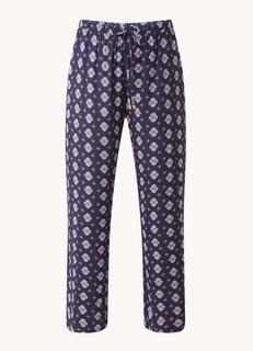 Pyjamabroek met print