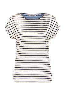 Dames T-shirt met bretonse streep