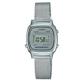 Retro horloge LA670WEM-7EF