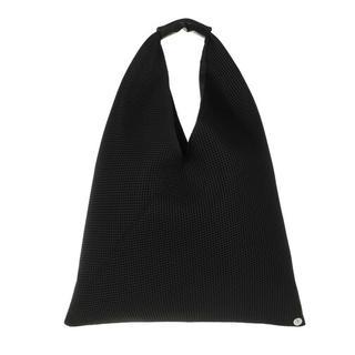 Shoppers - Small Japanese Hobo Bag in zwart voor dames